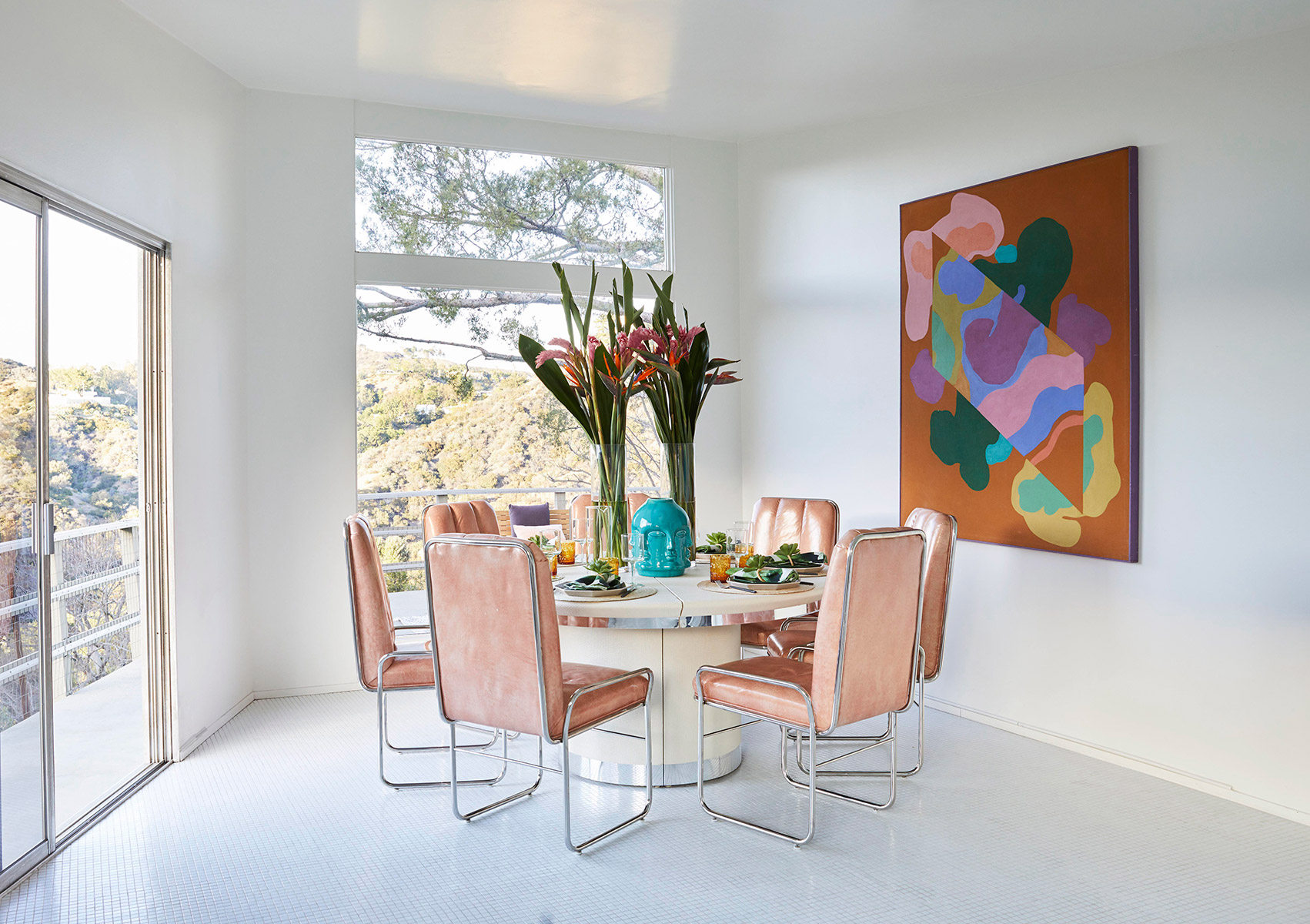 Dining Room Interior Design Caroline Legrand