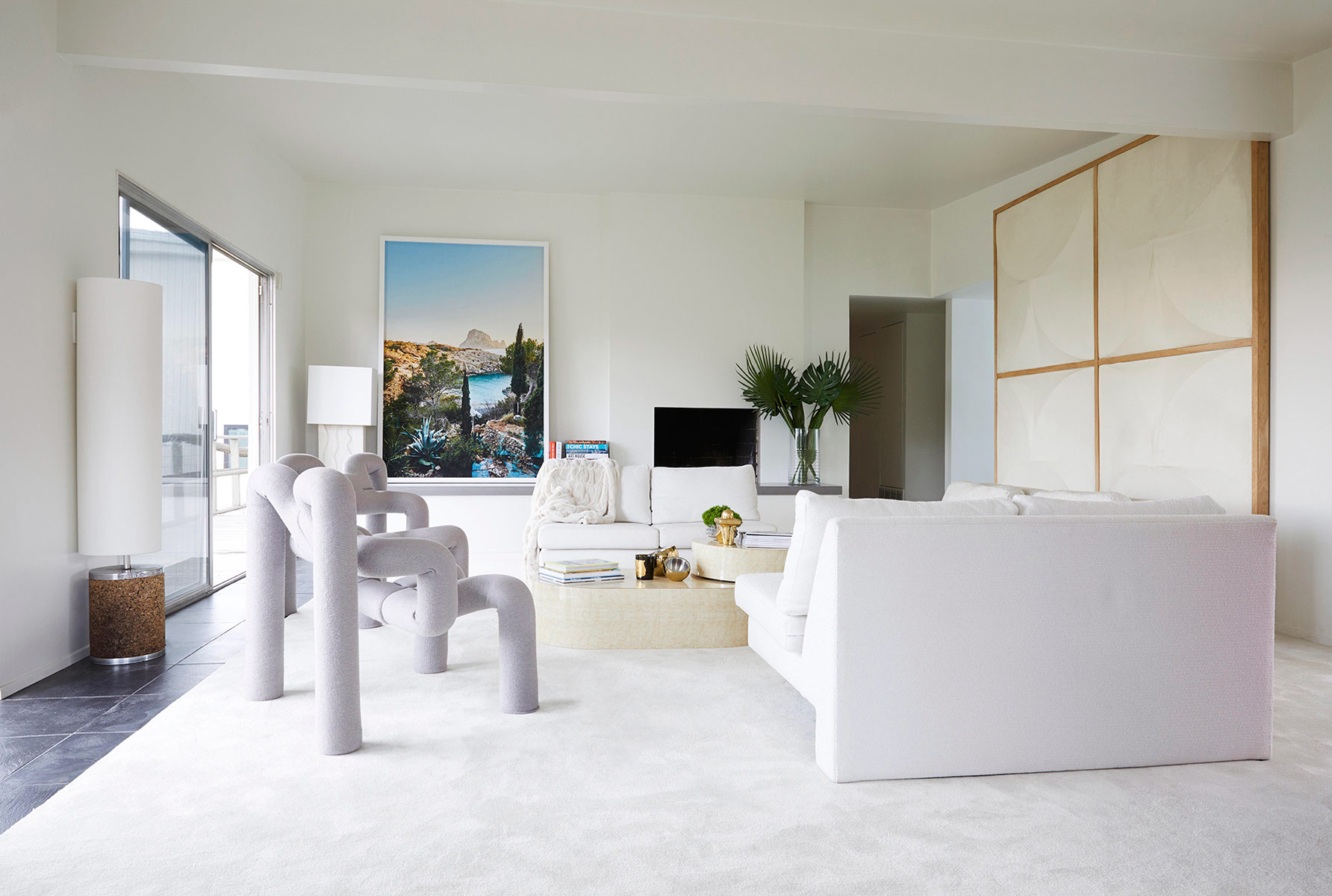 Living Room Interior Design Caroline Legrand